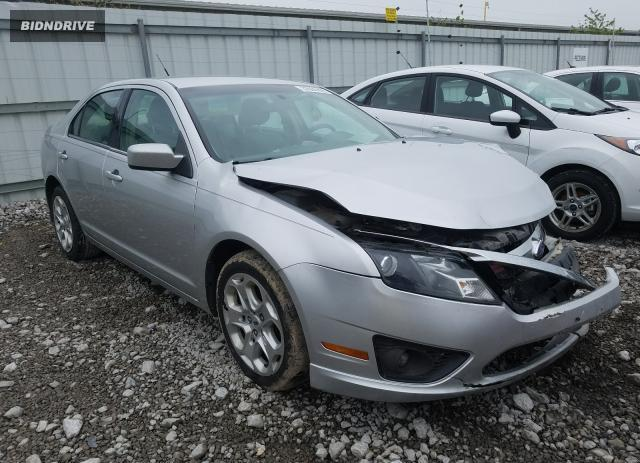 Lot #1586032077 2011 FORD FUSION SE salvage car