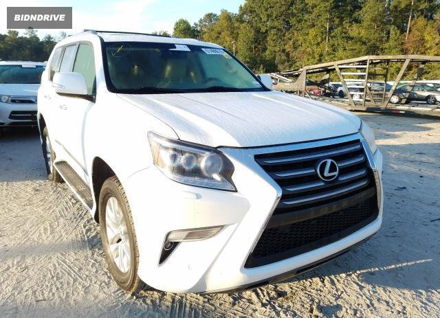 Lot #1591186994 2014 LEXUS GX 460 salvage car
