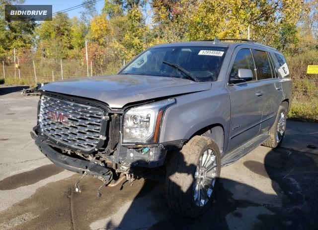 Lot #1594823161 2019 GMC YUKON DENA salvage car