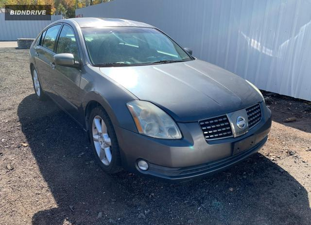 Lot #1596257911 2004 NISSAN MAXIMA SE salvage car