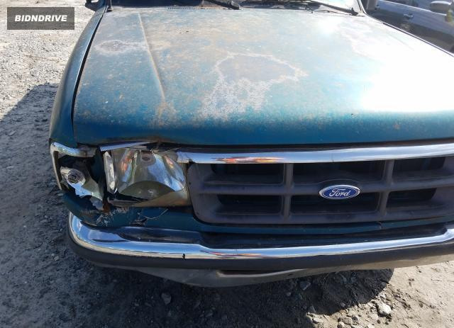 Lot #1599337454 1994 FORD RANGER salvage car