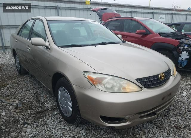 Lot #1600180657 2003 TOYOTA CAMRY LE salvage car
