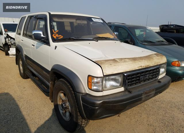 Lot #1601524777 1996 ISUZU TROOPER S salvage car