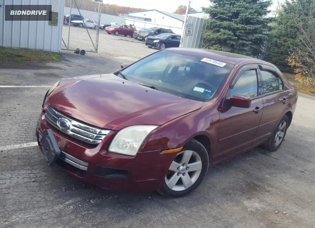Lot #1604056481 2006 FORD FUSION SE salvage car