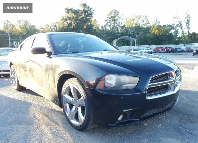 Lot #1604113684 2013 DODGE CHARGER SX salvage car