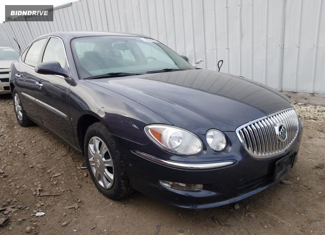 Lot #1604639757 2008 BUICK LACROSSE C salvage car