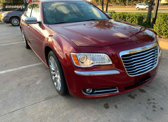 Lot #1606247947 2014 CHRYSLER 300 salvage car