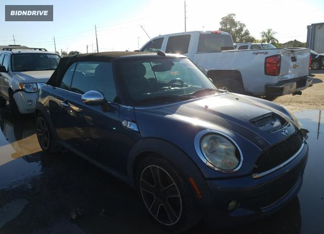 Lot #1606253171 2009 MINI COOPER S salvage car