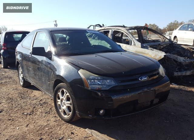 Lot #1606273224 2010 FORD FOCUS SE salvage car