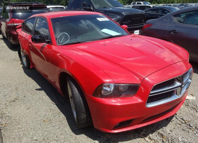 Lot #1606831914 2014 DODGE CHARGER SX salvage car