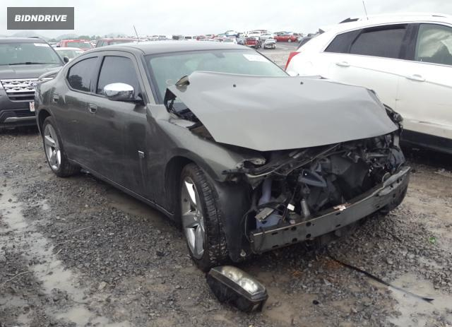 Lot #1607236134 2008 DODGE CHARGER SX salvage car