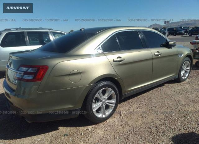 Lot #1610298907 2013 FORD TAURUS SEL salvage car