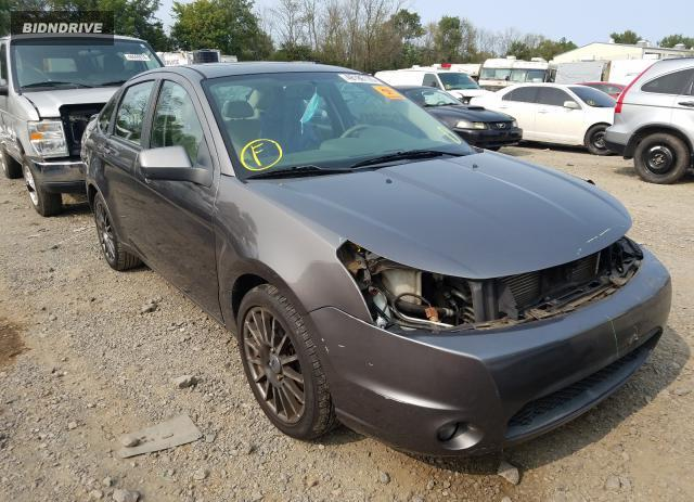 Lot #1610398501 2010 FORD FOCUS SES salvage car