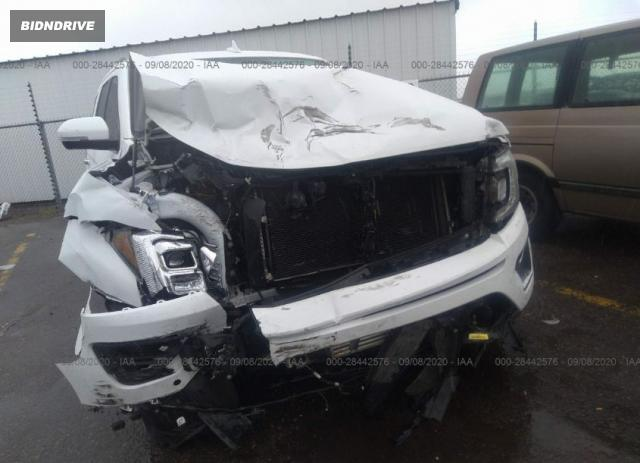 Lot #1610782944 2018 FORD EXPEDITION LIMITED salvage car