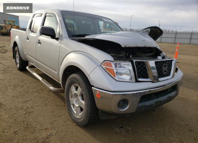 Lot #1611459064 2008 NISSAN FRONTIER C salvage car