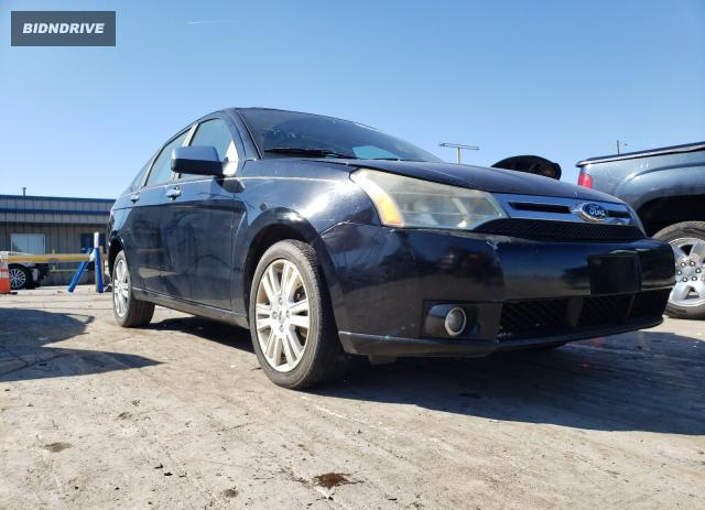 Lot #1611881964 2010 FORD FOCUS SEL salvage car