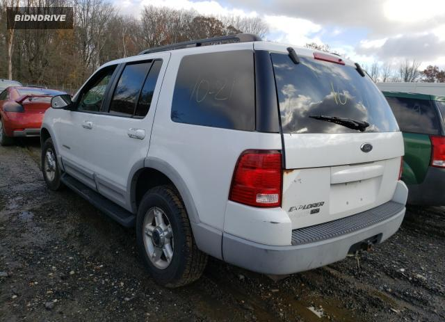 Lot #1611892071 2002 FORD EXPLORER X salvage car