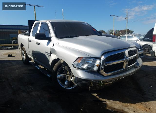 Lot #1611937757 2019 RAM TRUCKS 1500 CLASS salvage car