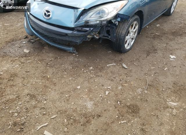 Lot #1611962597 2010 MAZDA 3 S salvage car