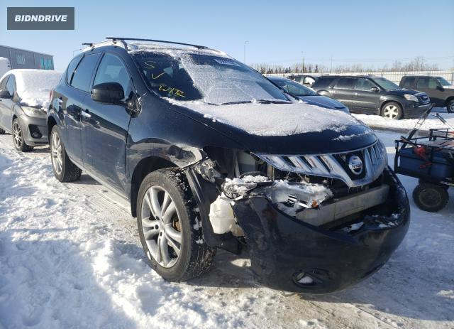 Lot #1612027027 2010 NISSAN MURANO S salvage car