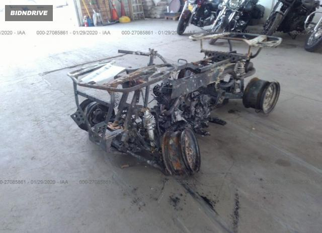 Lot #1612273347 2019 CAN-AM OUTLANDER salvage car