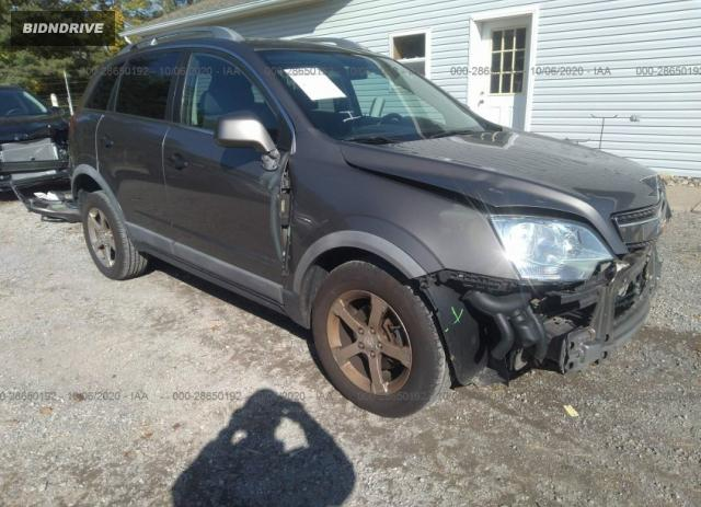 Lot #1613885227 2012 CHEVROLET CAPTIVA SPORT FLEET LS W/2LS salvage car