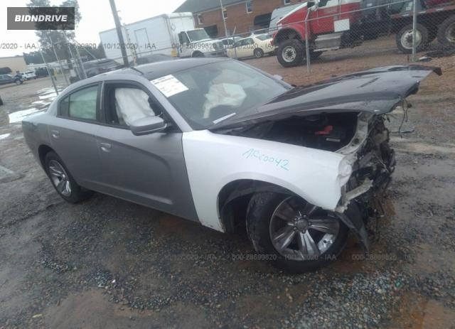Lot #1613903684 2013 DODGE CHARGER POLICE salvage car
