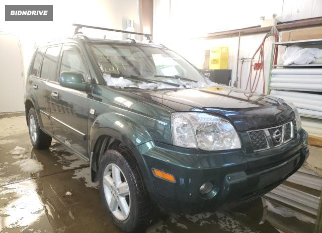 Lot #1614637214 2006 NISSAN X-TRAIL XE salvage car