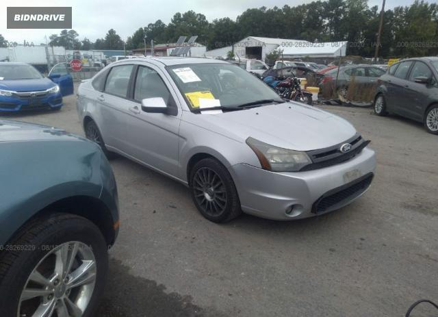 Lot #1615475957 2011 FORD FOCUS SES salvage car