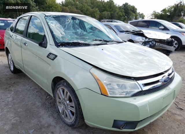 Lot #1615594497 2010 FORD FOCUS SEL salvage car