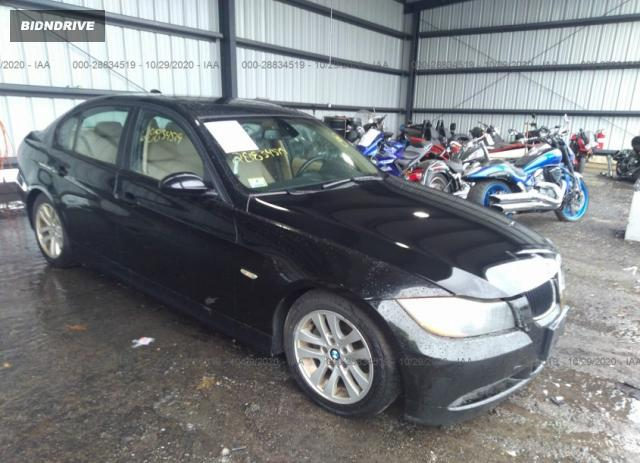 Lot #1615956094 2007 BMW 3 SERIES 328I salvage car