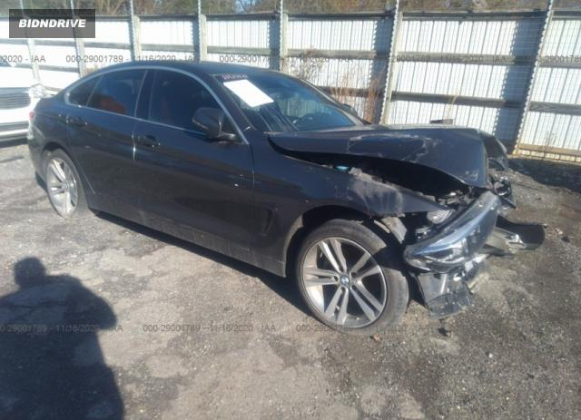 Lot #1615956234 2018 BMW 4 SERIES 430I XDRIVE salvage car
