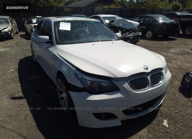 Lot #1615956364 2008 BMW 5 SERIES 535XI salvage car