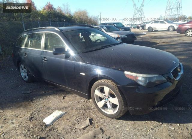Lot #1615956421 2006 BMW 5 SERIES 530XI salvage car