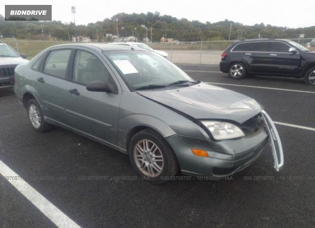 Lot #1616515401 2005 FORD FOCUS S/SE/SES salvage car