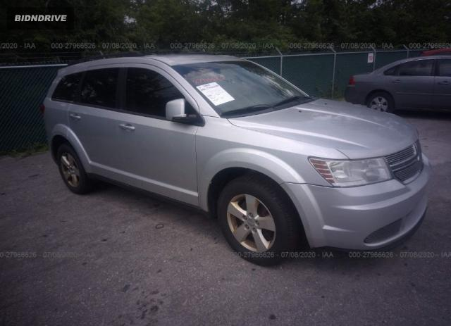 Lot #1617530574 2011 DODGE JOURNEY MAINSTREET salvage car
