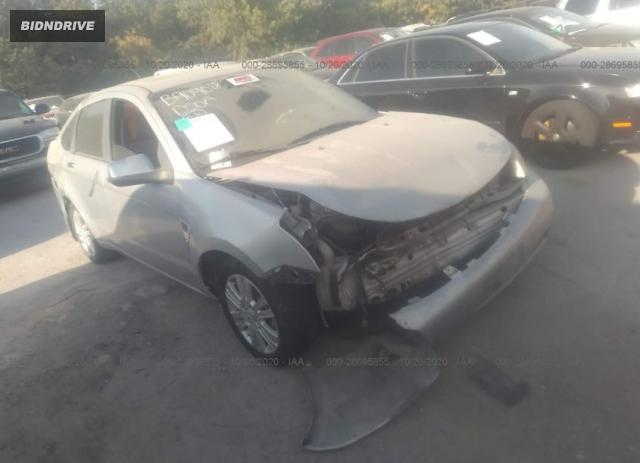 Lot #1617539484 2009 FORD FOCUS SEL salvage car