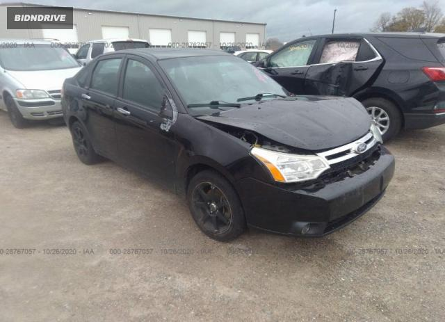 Lot #1617539494 2011 FORD FOCUS SEL salvage car