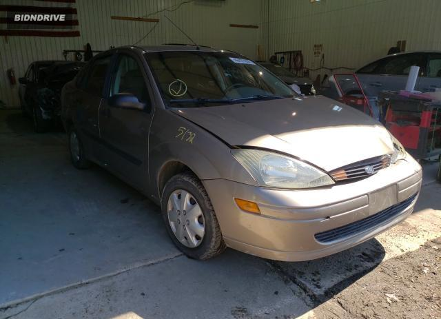 Lot #1617609051 2003 FORD FOCUS LX salvage car