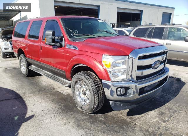 Lot #1617703024 2001 FORD EXCURSION salvage car