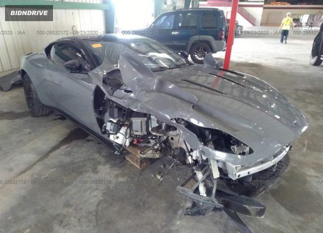 Lot #1617995924 2019 ASTON MARTIN DB11 AMR salvage car