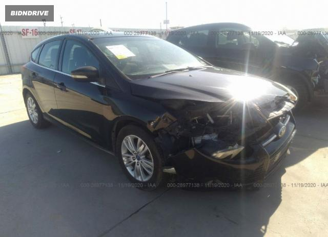 Lot #1618032604 2012 FORD FOCUS SEL salvage car