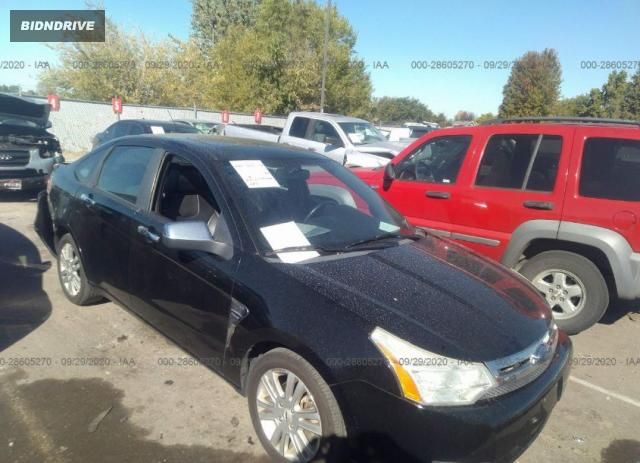 Lot #1618032731 2009 FORD FOCUS SEL salvage car