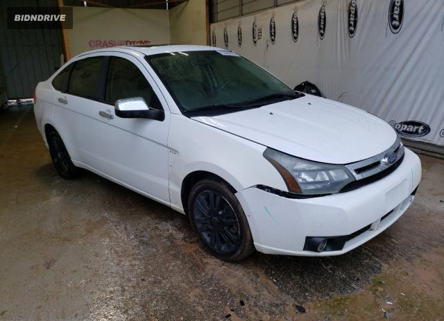 Lot #1618096907 2009 FORD FOCUS SEL salvage car