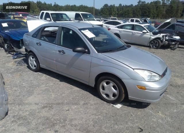 Lot #1618535467 2007 FORD FOCUS S/SE/SES salvage car