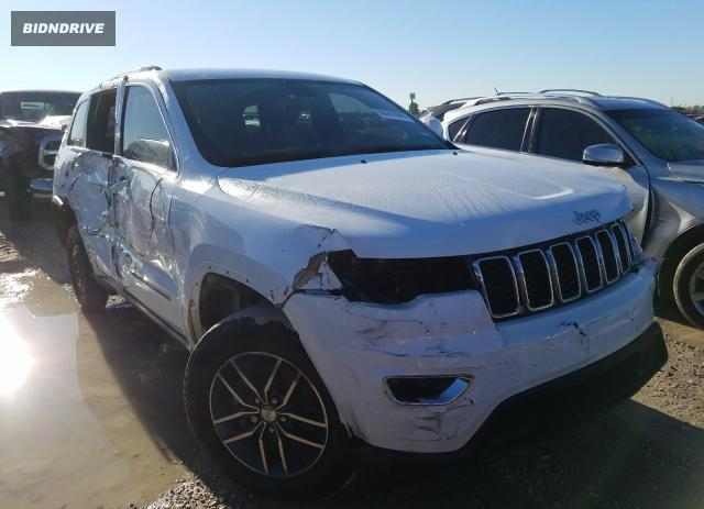 Lot #1621430031 2018 JEEP GRAND CHER salvage car