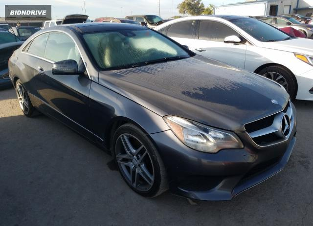 Lot #1622525884 2014 MERCEDES-BENZ E 350 salvage car