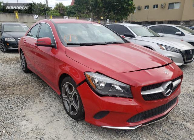 Lot #1623023004 2019 MERCEDES-BENZ CLA 250 salvage car