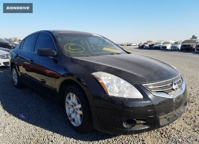 Lot #1624781721 2012 NISSAN ALTIMA BAS salvage car