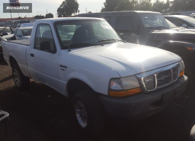 Lot #1624796944 1999 FORD RANGER salvage car